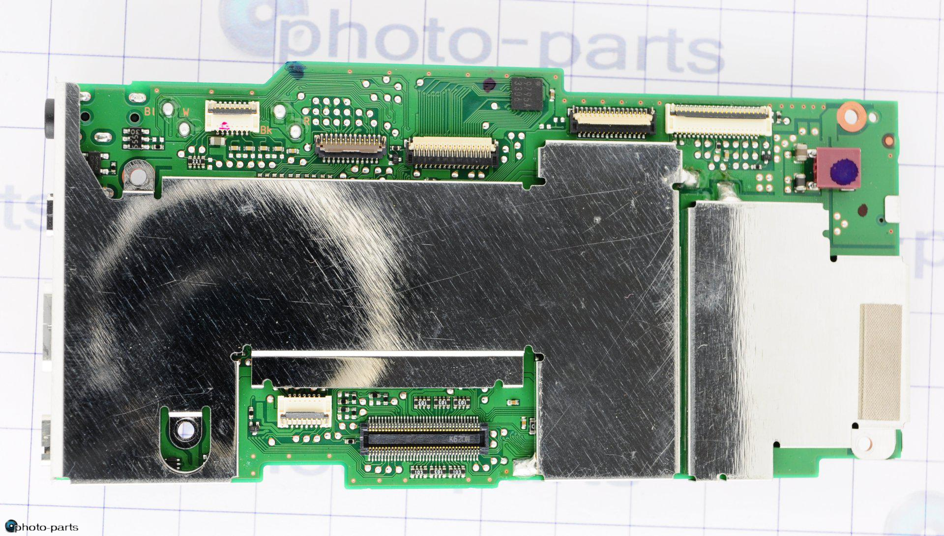 Photo-parts - the internal structure of digital cameras
