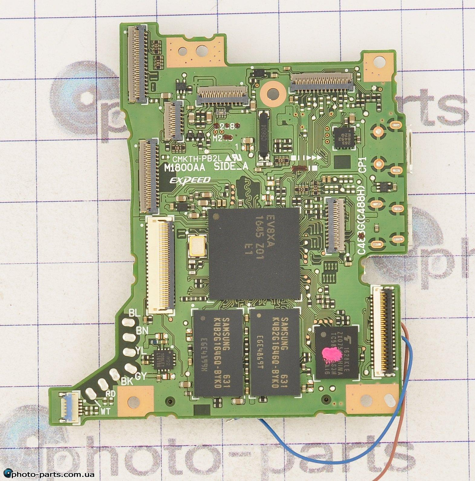 Photo Parts The Internal Structure Of Digital Cameras Nikon Camera Diagram P900 Pcb 636 173 5391