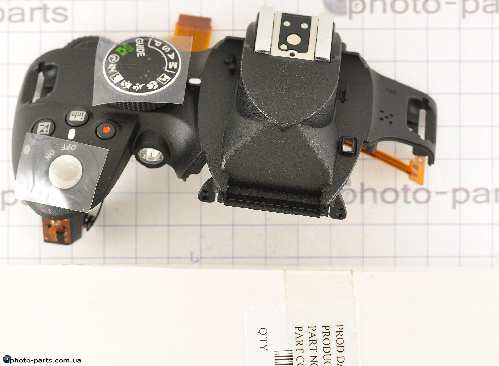 Купить Верхняя панель Nikon D3200, АСЦ 1F999-379 - 520 грн