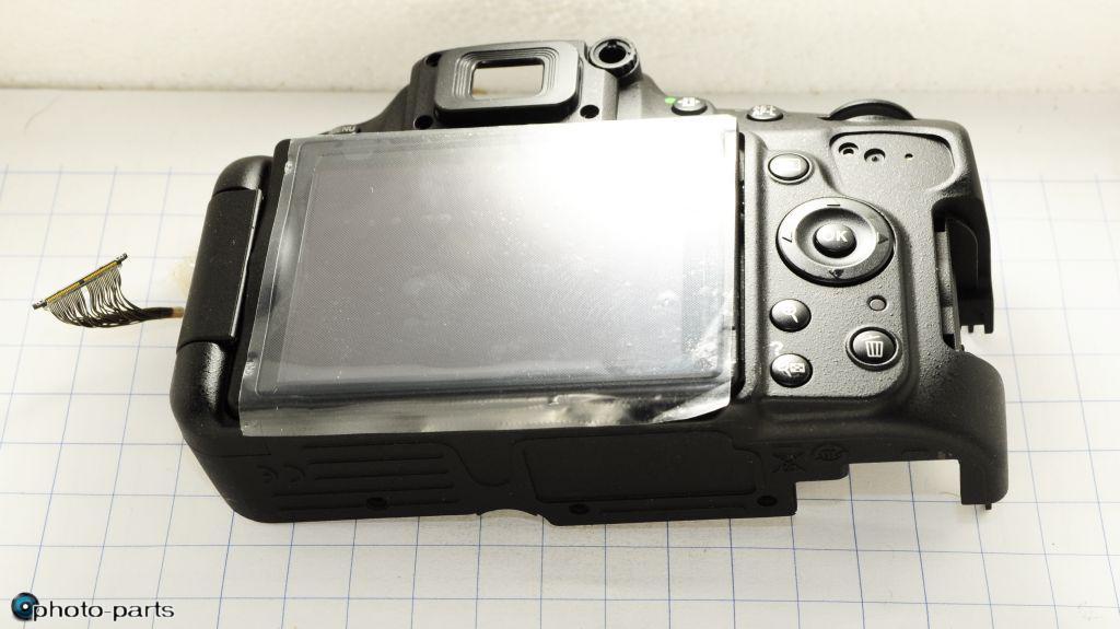 Купить Задняя панель Nikon D5100 - 1850 грн; Шлейф дисплея ...: https://photo-parts.com.ua/parts/order.php?part=5185