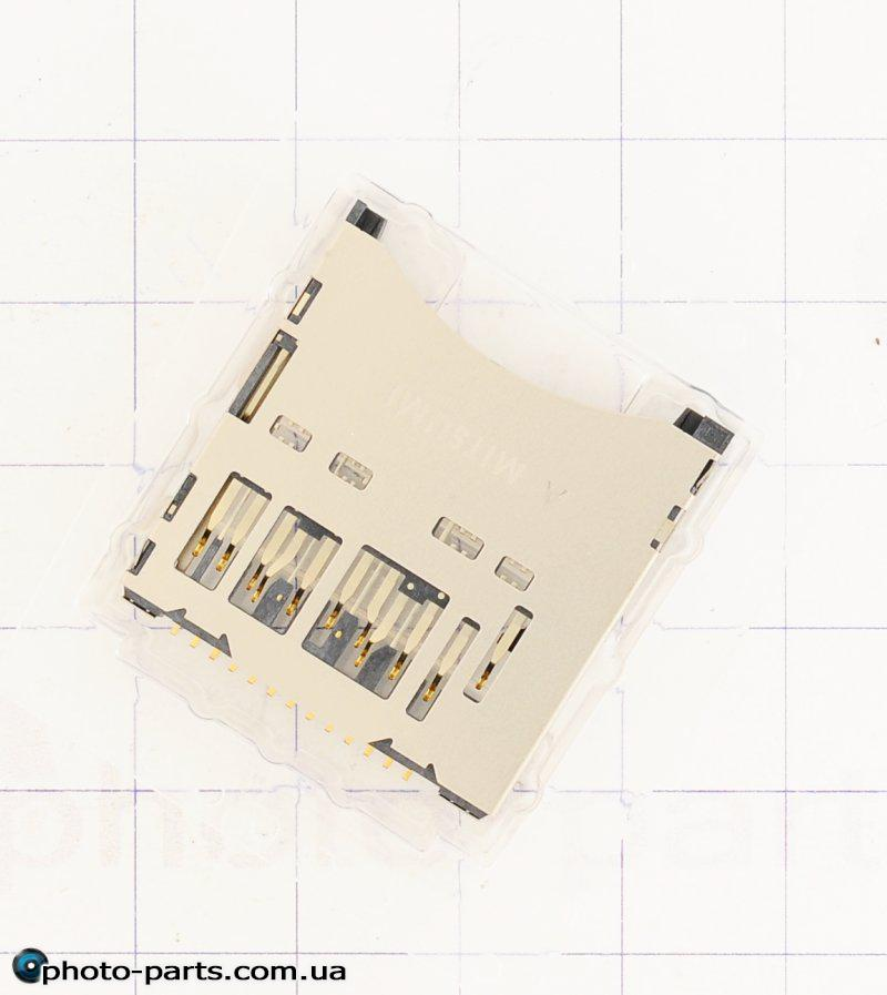 Купить Гнездо карты памяти Nikon D3200 и др  - 285 грн